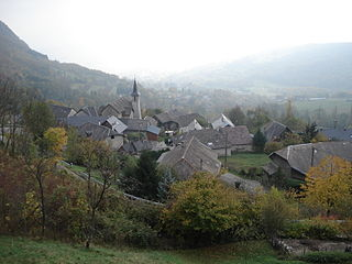 Verel-Pragondran Commune in Auvergne-Rhône-Alpes, France