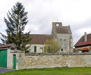 Vez, Oise Commune in Hauts-de-France, France