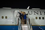 File:Vice President Biden Disembarks From Air Force Two Upon Arrival in the Republic of Korea (11223020293).jpg