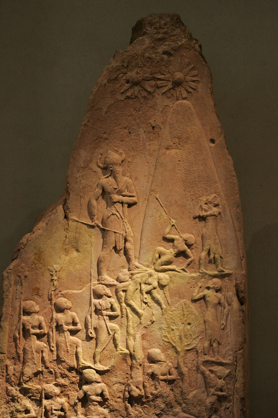 Victory stele of Naram Sin 9066