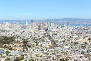 View east from Twin Peaks to Market Street and downtown San Francisco.png