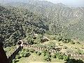 View from top of the Kumbhagarh Fort.jpg