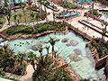 View of Aquarium and Pools from Royal Tower Rooms Atlantis 2.jpg