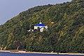 View of Makaryevsky Monastery from Sviyazhsk Island 08-2016.jpg