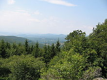 View of Matra Mountains from Mount Kekes.jpg