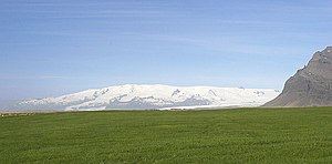 View of Oraefa Jokull from Hali, Island 2008.jpg