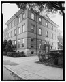 View south, north elevation - St. Peter's Convent, 88 Main Street, Danbury, Fairfield County, CT HABS CONN,1-DA,3-4.tif
