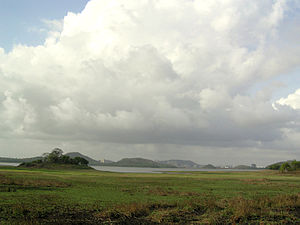 Vihar Lake - Image: Vihar Lake