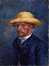 Vincent van Gogh, Portrait of Theo van Gogh (1887).jpg