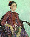 Vincent van Gogh - La Mousmé.jpg
