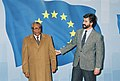 Visit of Pascal Lissouba, President of the Congo, to the CEC.jpg