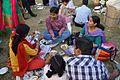 Visitors - 38th International Kolkata Book Fair - Milan Mela Complex - Kolkata 2014-02-09 8815.JPG