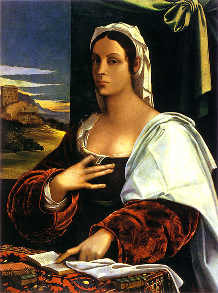 Vittoria Colonna from Barcelona