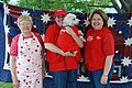 Volunteers at the Strawberry Festival Raffle (5798100699) (2).jpg