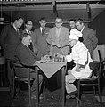Voorbereidingen Hoogovenschaaktoernooi, Argentijn Herman Pilnik, Bestanddeelnr 909-2382.jpg