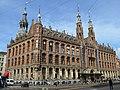 Voormalig Hoofdpostkantoor N.Z.Voorburgwal Amsterdam.JPG