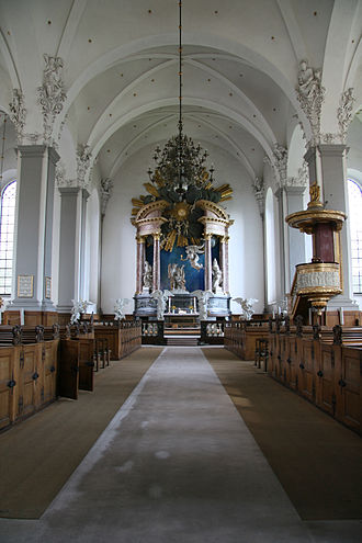 Lambert van Haven - Lambert van Haven: Church of Our Saviour, Copenhagen