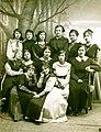 Voronežo lietuvių gimnazistės, 1918.jpg