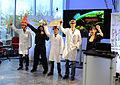 Vorrunde des DLR Science Slam in Oberpfaffenhofen (8222634775).jpg