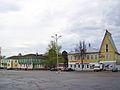Vyazniki. Corner of Sobornaya Square & Sergiyevskih Street.jpg