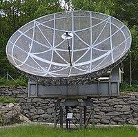 Würzburg radar – Sola, Norway. 10-6-2017 (43360291355).jpg