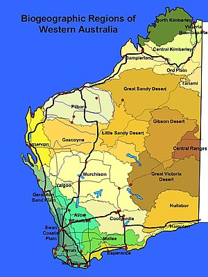 Geography of Western Australia