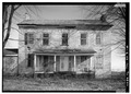 WEST FRONT - Rural Mount, State Route 160 vicinity, Morristown, Hamblen County, TN HABS TENN,32-MORTO.V,2-6.tif