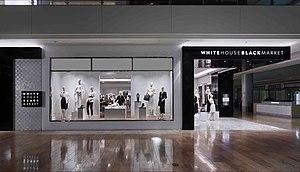White House Black Market - White House Black Market, Fashion Show Mall