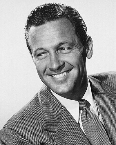 William Holden, American actor