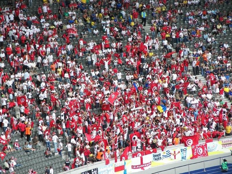 WM 2006 - Tunisia
