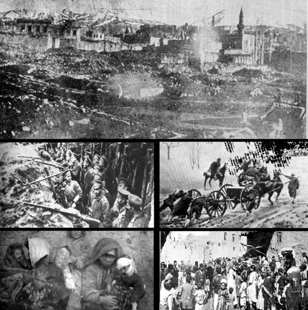 Kaukasusfront Erster Weltkrieg Wikiwand