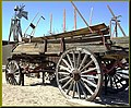 Wagon, Pioneertown, CA (8699577512).jpg