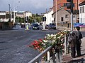 Waiting for the green man, Omagh - geograph.org.uk - 565271.jpg