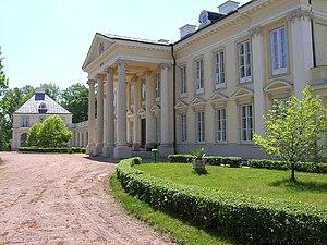 Walewice - Walewice palace
