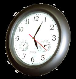 Horloge commune à la fin du XXe siècle en Europe.