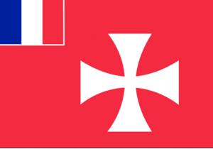 Wallis (island) - Image: Wallis & Futuna flag
