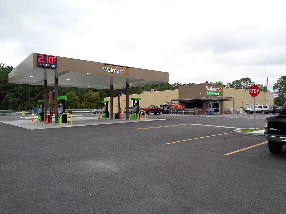 Walmart Neighborhood Market, Alma