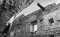 Waltensburg-Vuorz. Ruïne Burg Kropfenstein (Casti Grotta) (d.j.b.) 02.jpg