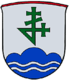 Coat of arms of Bernau a.Chiemsee