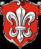 Das Wappen von Neusalza-Spremberg