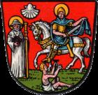 Wappen der Stadt Rüdesheim (Rhein)