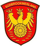 Coat of arms of the municipality of Südbrookmerland