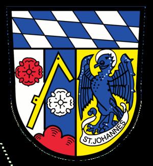 Mallersdorf-Pfaffenberg - Image: Wappen von Mallersdorf Pfaffenberg