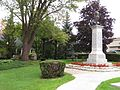 War Memorial, St. Marys Town Hall, St. Marys, Ontario (21651038810).jpg