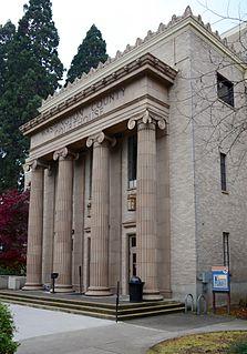Washington County Courthouse (Oregon) courthouse in Oregon, United States