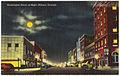Washington Street at night, Albany, Georgia (8343895470).jpg