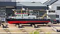 Wasser- und Schifffahrtsamt Koblenz. Arbeitsschiff Bingen (ENI 05042160) auf der Helling-8672.jpg
