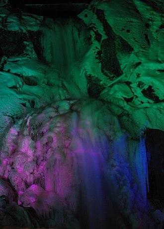 Triberg im Schwarzwald - Image: Wasserfälle