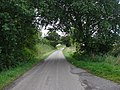 Water Lane, looking from the junction of the A639 towards Hundhill. - geograph.org.uk - 530949.jpg