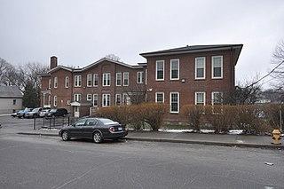 Bishop School United States historic place